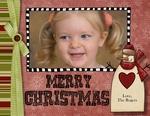 Challenge- Christmas Card (Dani)