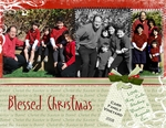 Blessed Christmas from Carr Family Vineyard (scottygal)