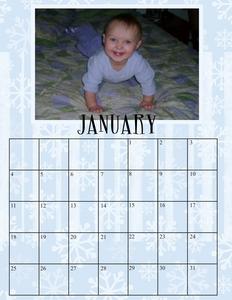 Family calendar for 2009 p001 medium