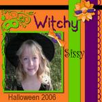 Witchy Sissy (annirana)