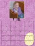 Family calendar for 2009 p004 small