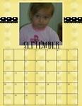 Family calendar for 2009 p009 small