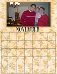 Family calendar for 2009 p011 small