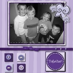 monochromatic challenge-purple (beljed)