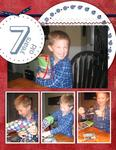 Isaac's 7th Birthday (HLHL)