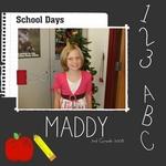 Maddy 3rd Grade (jkpierce11)