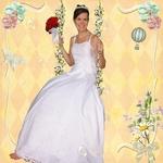 Sharon s wedding album p004 small
