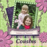Cousins at Longwood Gardens (Montana)