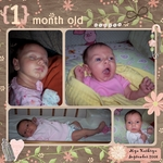 Our baby Girl ~ One month Old (jkpierce11)