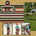 1st Bike (michelledickson1)
