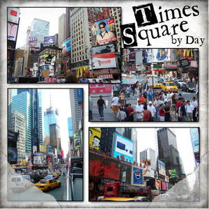 Times sq by day 3 medium