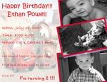 Invitation birthday (Mirandapowell)