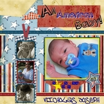 All American Baby (Ballzy75)