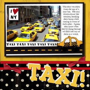 Taxi 3 medium
