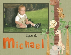Michael at two p001 medium