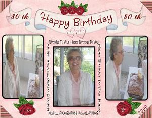 Gg s 80th birthday medium