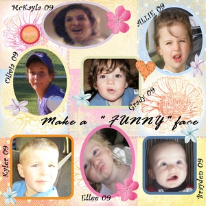 Make a funny face medium