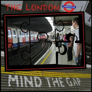 Mind the gap medium