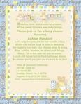 baby shower invitation (brendasuedouglas)