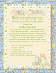 baby shower invitation (ducksnbaskets)