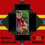 Native American Hoop Dancer (ordazd)