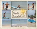 Paddle Boarding 101 (BeachScraper)