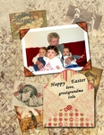 Easter with greatgrandma (c.dayton)