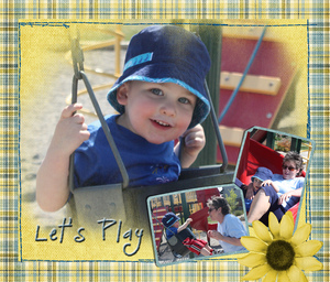 D y page 19   let s play at the park medium