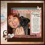 Ginger and Me (SuzanneCarillo)