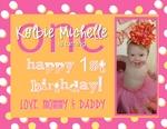 Kolbie's 1st Birthday (aimee.forey)