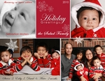Christmas Card/Baby Announcement (csalud)