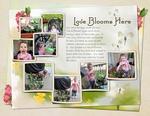 Love Blooms Here (jonyce)