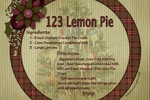 123 Lemon Pie (ordazd)