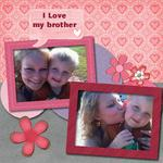 I Love My Brother (Glenda10)