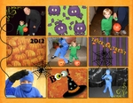 Halloween 2012--Nicole & Leah (harpviolin)