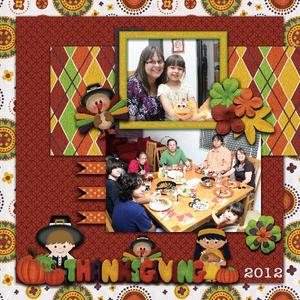 Jh happy thanksgiving lo 1 medium