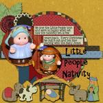 Little People Nativity (craftyjac)