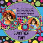 Summer Fun! (craftyjac)