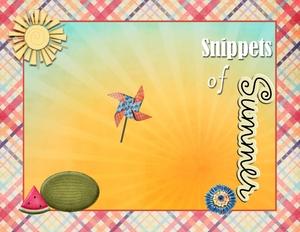 Snippets of summer p001 medium