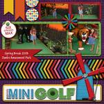 Mini Golf! (craftyjac)
