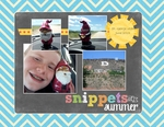 Snippets of Summer 2013 2 (Janna B)