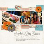 Mother's Day Dinner (MakiJ)