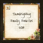 Thanksgiving Recipe Pages (kbe@r)