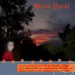 We're Back (Jesse77)