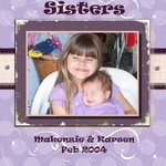 Karsen & Makenzie Pics (thines)