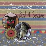 Basil & Sesame (artylicious)