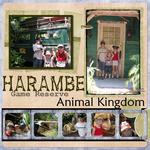 Harambe Game Reserve (annirana)